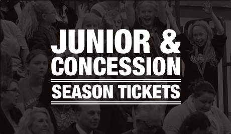 Junior Season Tickets