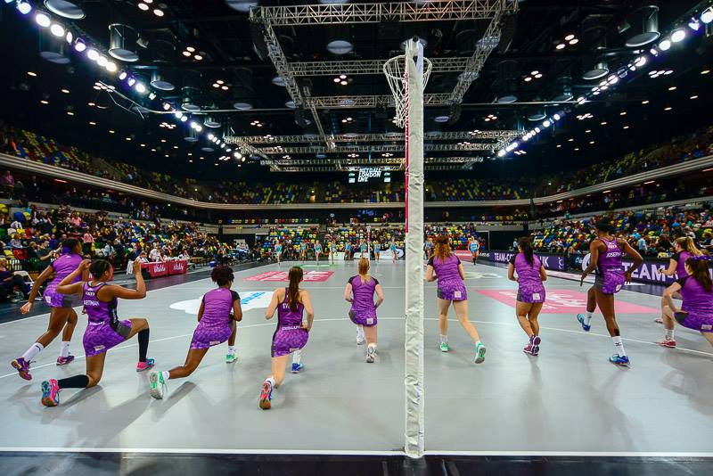 Copperbox London Live