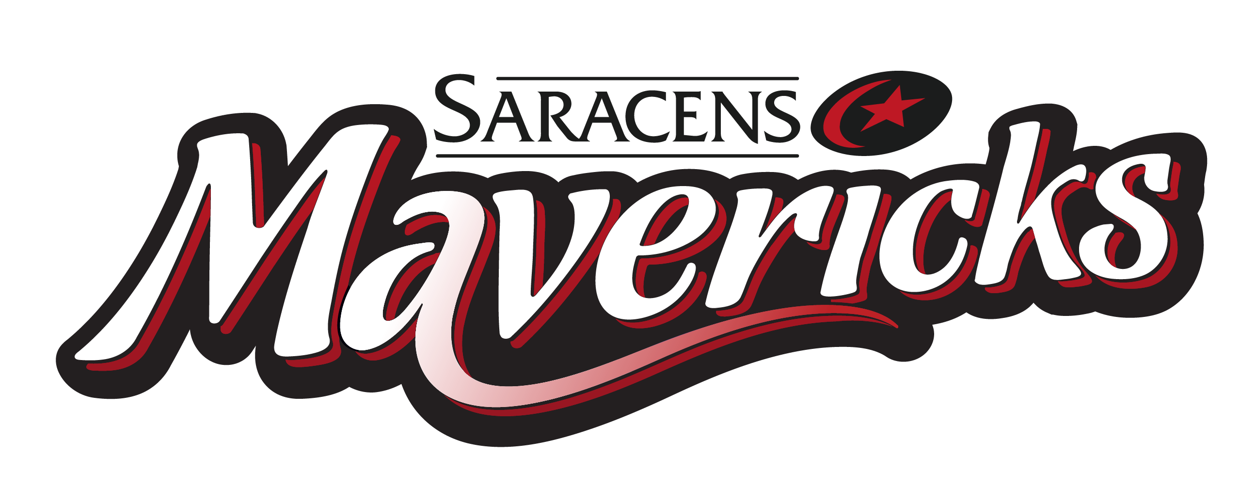 Image result for saracens mavericks logo