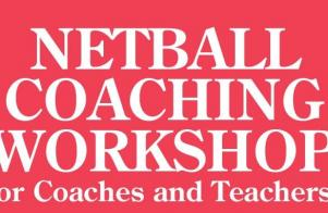 02 netball coaching workshop flyer BEDS No Header