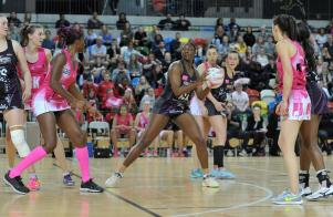 London Pulse v Saracens Mavericks224