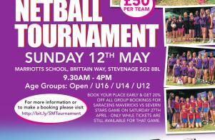 SM 02 community netball tournament flyer NO BLEED 1