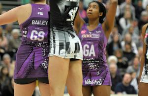Saracens Mavericks v London Pulse235