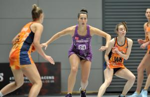 Saracens Mavericks v Severn Stars174