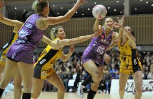 Saracens Mavericks v Wasps077