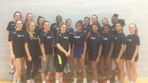 MAVERICKS DEVELOPMENT SQUAD - YEARS 9 & 10