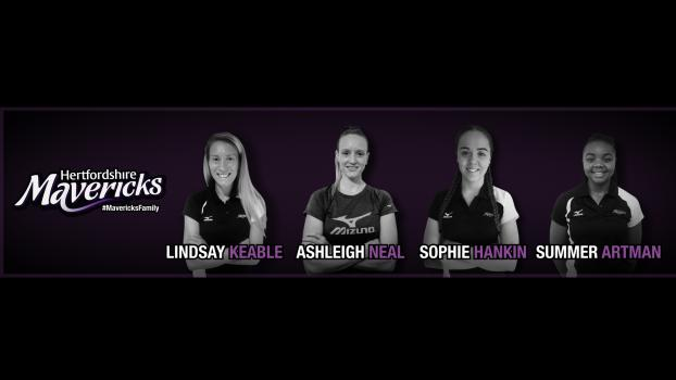 Mavericks Announce First Signings for 2017 VNSL Squad