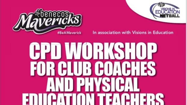CPD WORKSHOP FOR CLUB COACHES & PE TEACHERS
