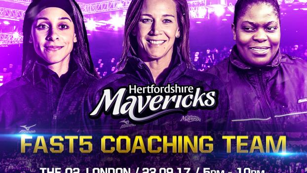 Fast5 AllStars Coaching Line-up Revealed
