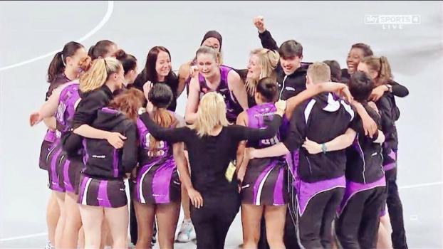 MATCH REPORT - HERTFORDSHIRE MAVERICKS V MANCHESTER THUNDER - SATURDAY 18TH APRIL - SEMI FINAL